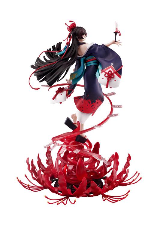 【限定販売】陰陽師本格幻想RPG『彼岸花 花影重綻』1/8 完成品フィギュア-006