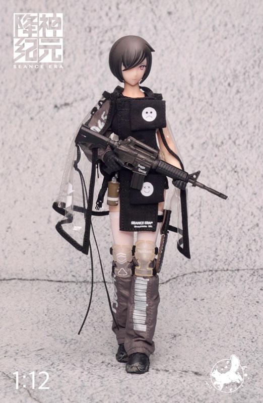 【限定販売】SEANCE ERA SE001『ケルベロス』1/12 可動フィギュア-010