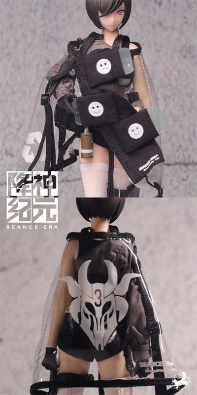 【限定販売】SEANCE ERA SE001『ケルベロス』1/12 可動フィギュア-011