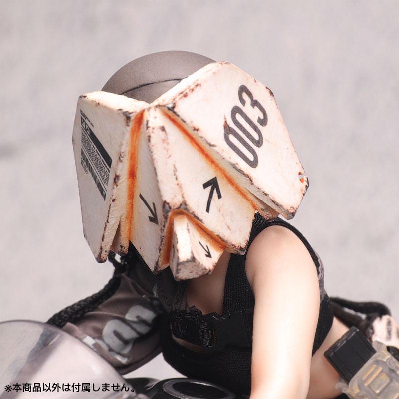 【限定販売】SEANCE ERA SE001『ケルベロス』1/12 可動フィギュア-012
