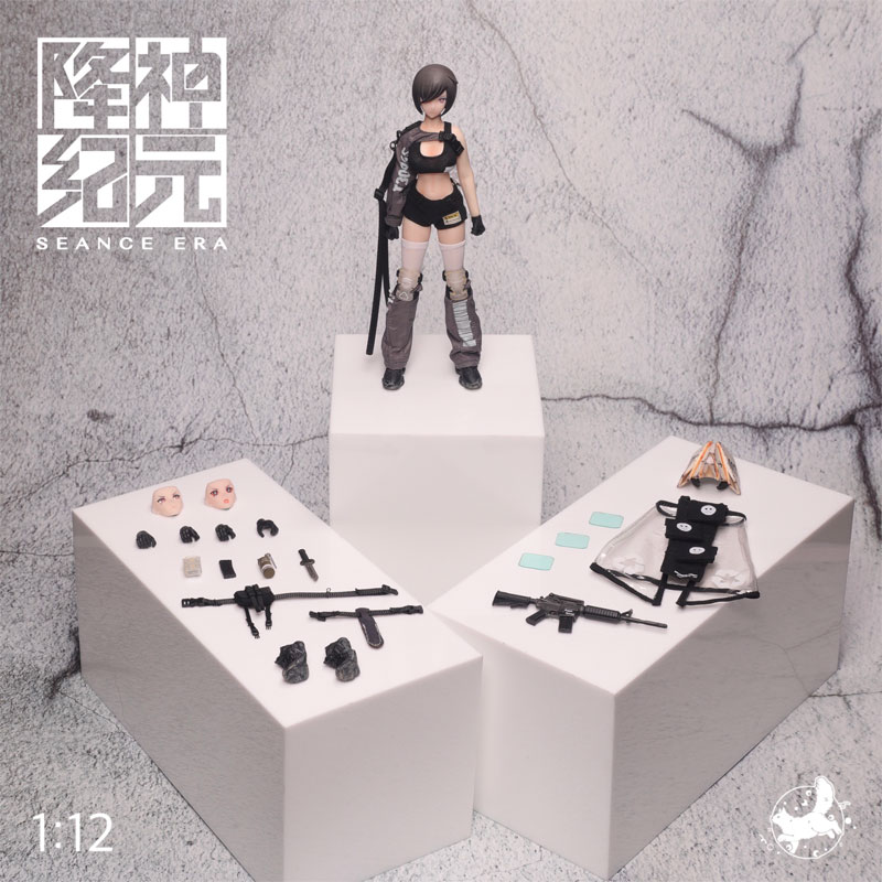 【限定販売】SEANCE ERA SE001『ケルベロス』1/12 可動フィギュア-013