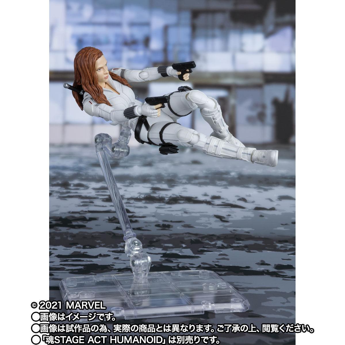 【限定販売】S.H.Figuarts『ブラック・ウィドウ(スノースーツ)』可動フィギュア-003
