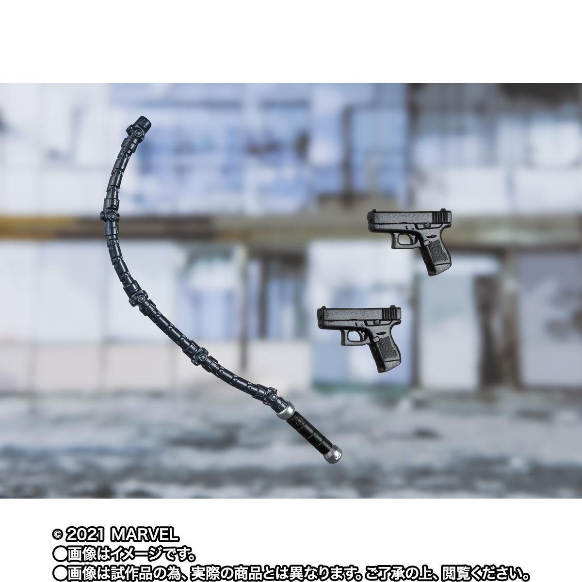 【限定販売】S.H.Figuarts『ブラック・ウィドウ(スノースーツ)』可動フィギュア-008
