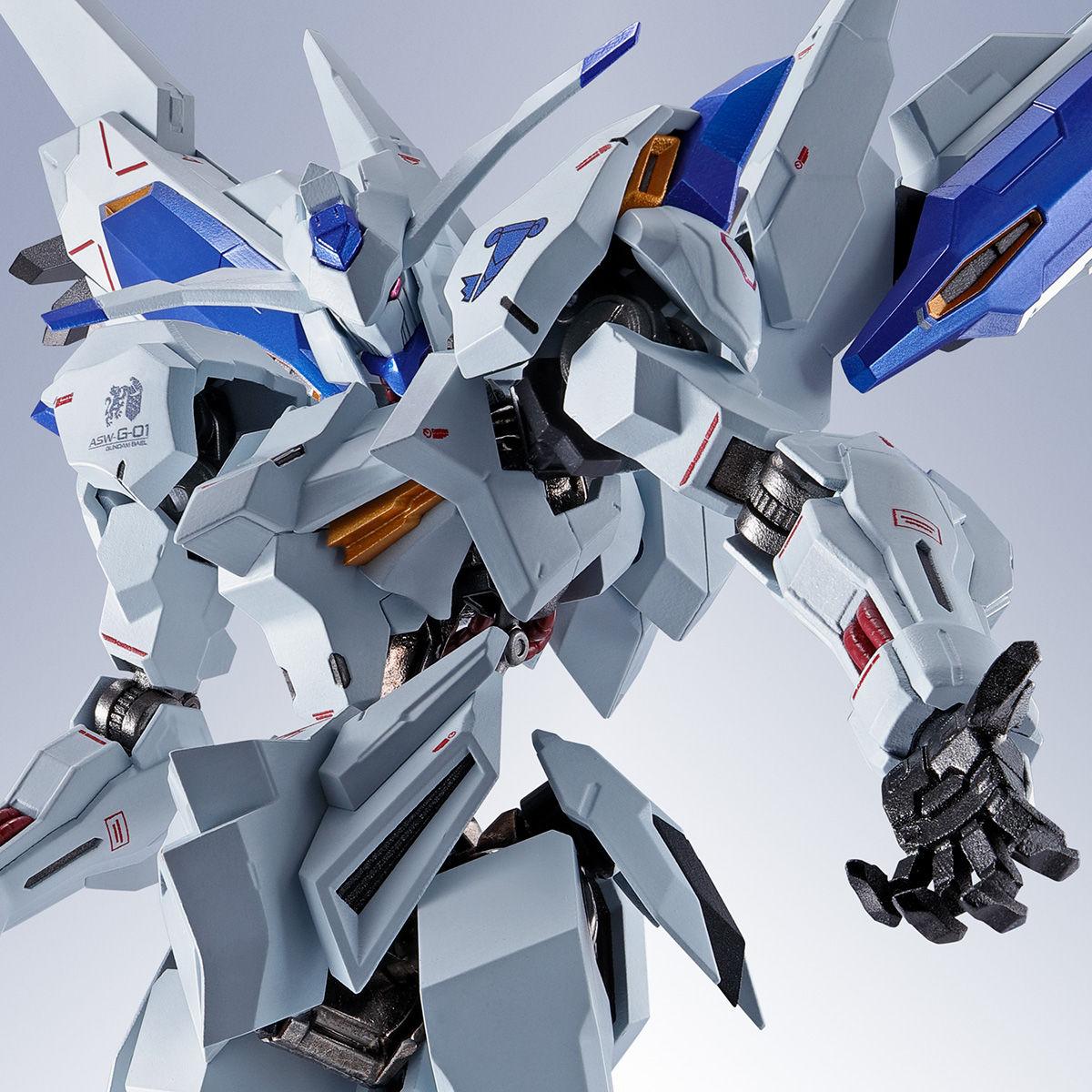 【限定販売】METAL ROBOT魂〈SIDE MS〉『ガンダムバエル』鉄血のオルフェンズ 可動フィギュア-001