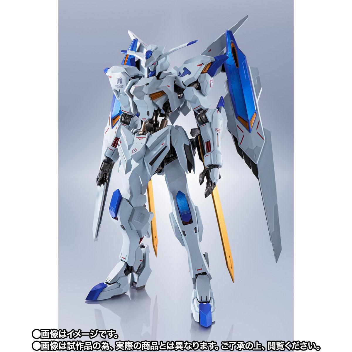 【限定販売】METAL ROBOT魂〈SIDE MS〉『ガンダムバエル』鉄血のオルフェンズ 可動フィギュア-002