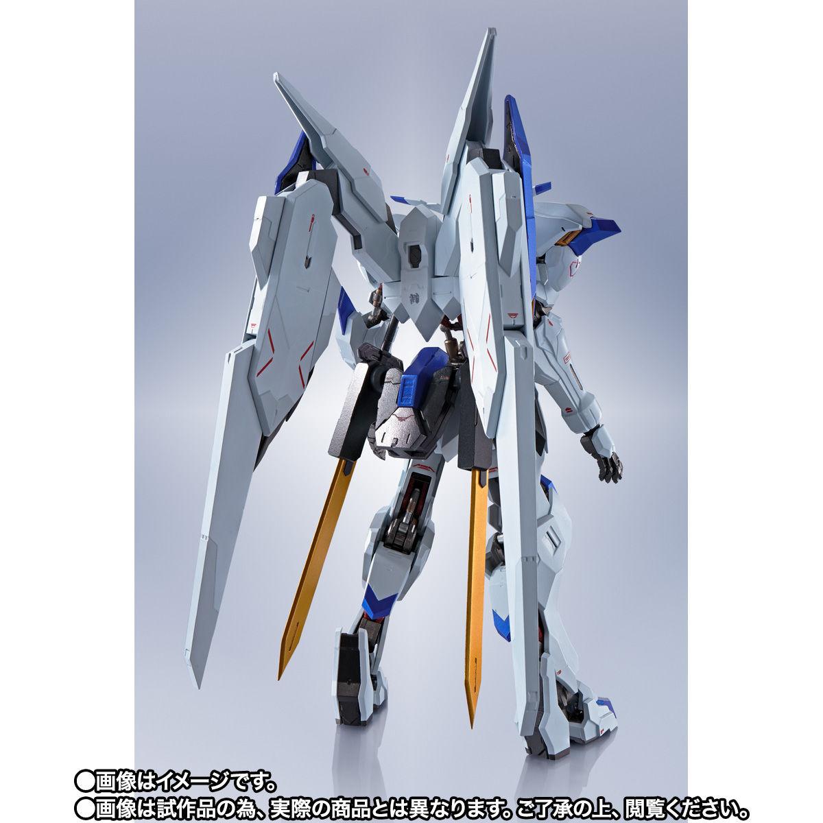 【限定販売】METAL ROBOT魂〈SIDE MS〉『ガンダムバエル』鉄血のオルフェンズ 可動フィギュア-003