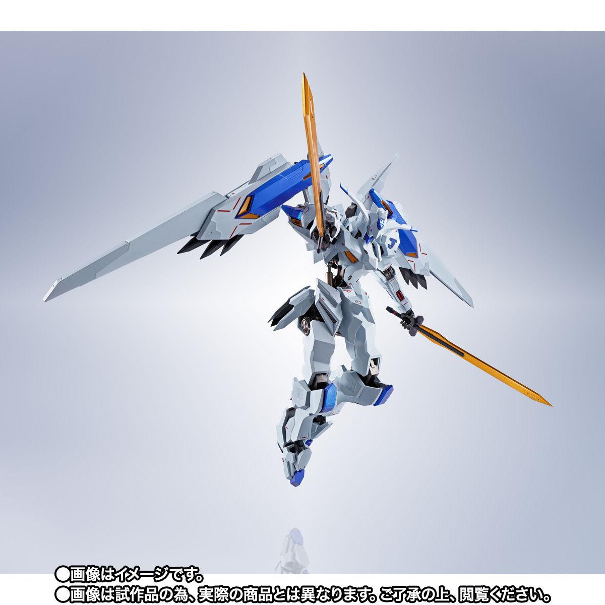 【限定販売】METAL ROBOT魂〈SIDE MS〉『ガンダムバエル』鉄血のオルフェンズ 可動フィギュア-004