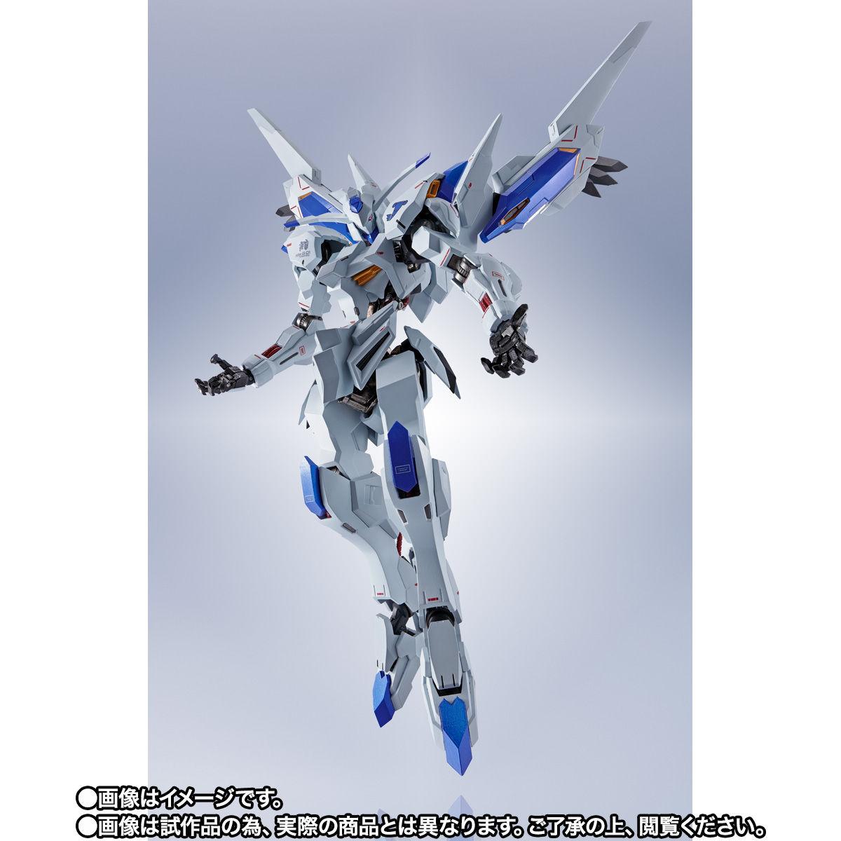【限定販売】METAL ROBOT魂〈SIDE MS〉『ガンダムバエル』鉄血のオルフェンズ 可動フィギュア-005