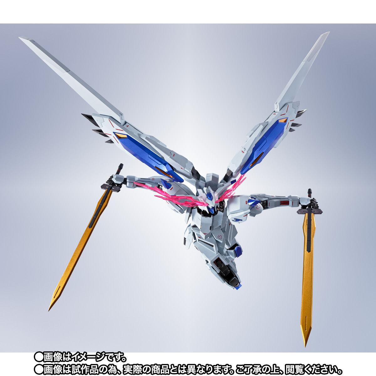 【限定販売】METAL ROBOT魂〈SIDE MS〉『ガンダムバエル』鉄血のオルフェンズ 可動フィギュア-006