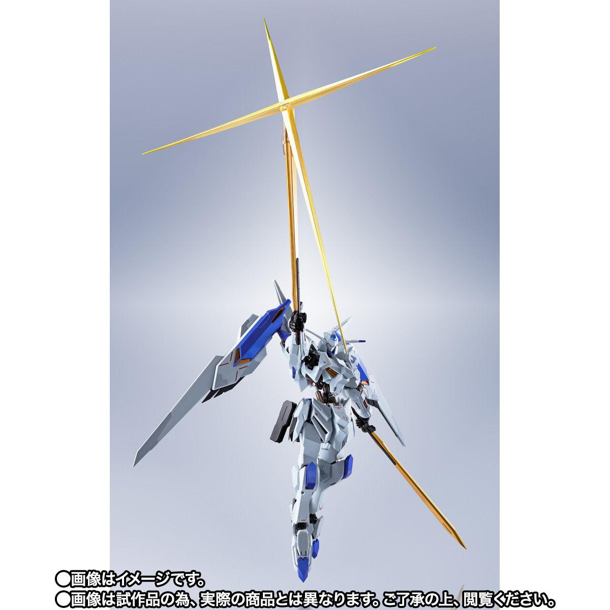 【限定販売】METAL ROBOT魂〈SIDE MS〉『ガンダムバエル』鉄血のオルフェンズ 可動フィギュア-008