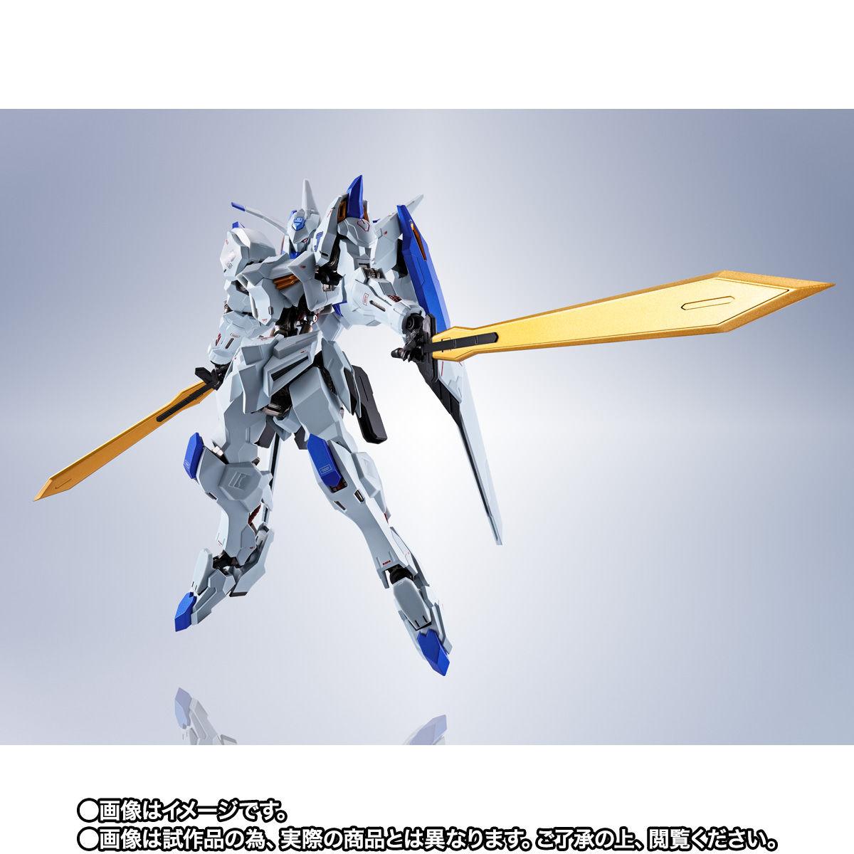 【限定販売】METAL ROBOT魂〈SIDE MS〉『ガンダムバエル』鉄血のオルフェンズ 可動フィギュア-009