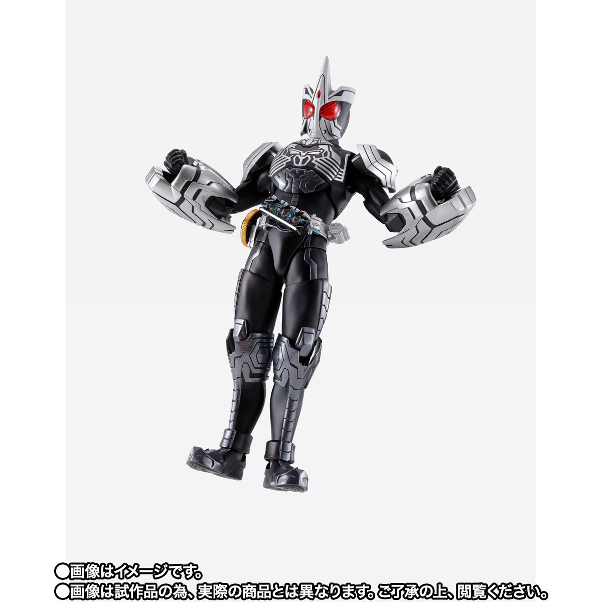 【限定販売】S.H.Figuarts(真骨彫製法)『仮面ライダーオーズ サゴーゾ コンボ』可動フィギュア-006