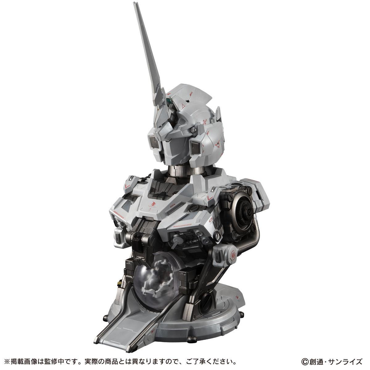 【限定販売】ガシャポンマシン『ULTIMATE MECHANIX-UNICORN GUNDAM-』ガンダムUC 可動フィギュア-002