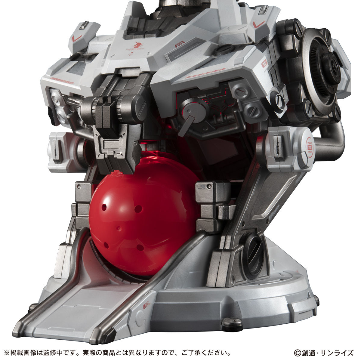 【限定販売】ガシャポンマシン『ULTIMATE MECHANIX-UNICORN GUNDAM-』ガンダムUC 可動フィギュア-008
