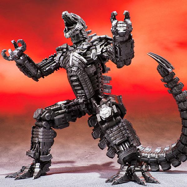 【限定販売】S.H.MonsterArts『MECHAGODZILLA FROM GODZILLA VS. KONG(2021)』可動フィギュア