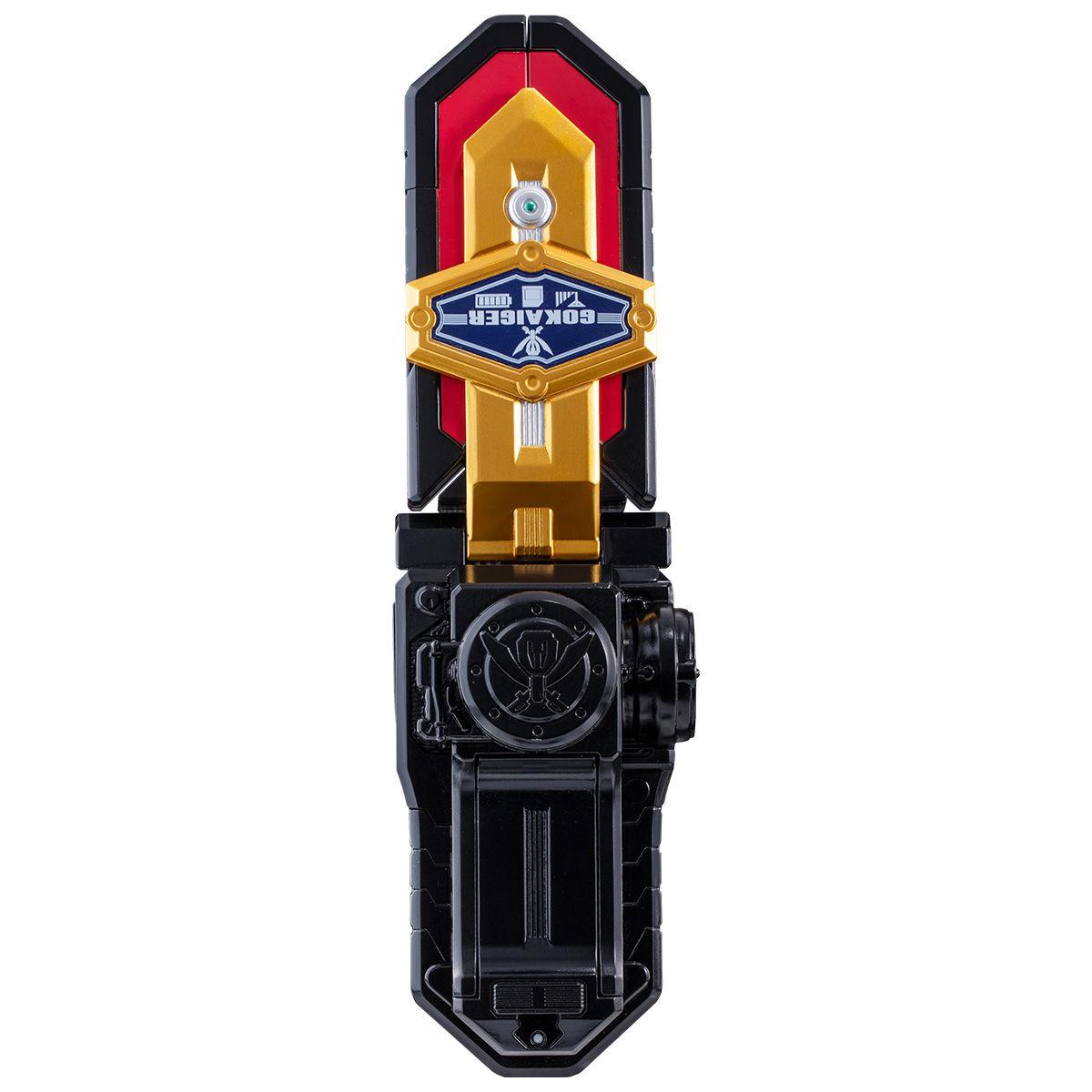 【限定販売】海賊戦隊ゴーカイジャー『モバイレーツ -MEMORIAL EDITION-』変身なりきり-008