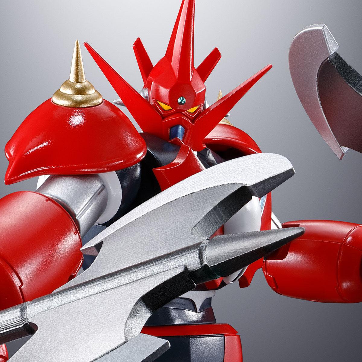 【限定販売】超合金魂『GX-98 ゲッターD2』ゲッターロボ アーク 可動フィギュア-001