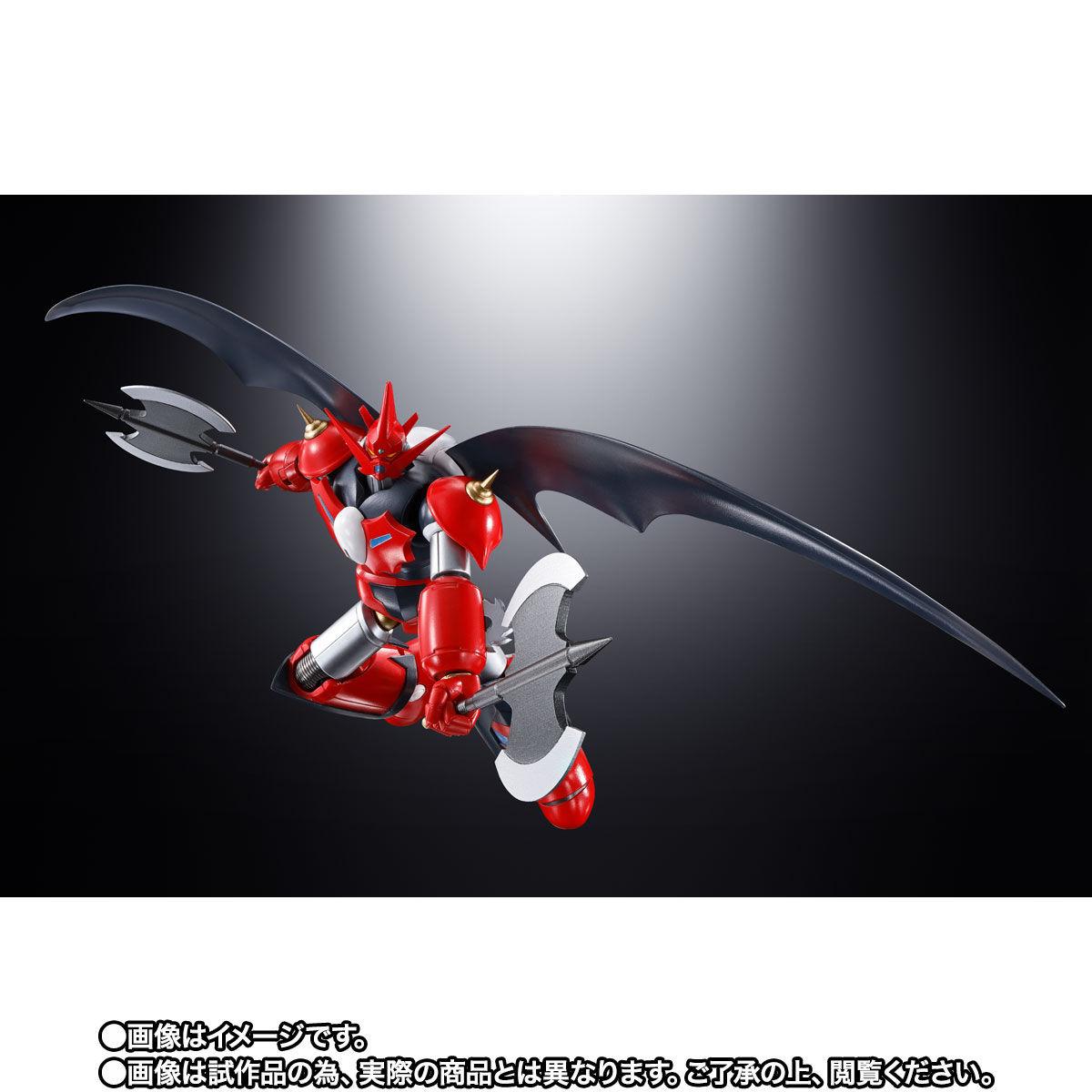 【限定販売】超合金魂『GX-98 ゲッターD2』ゲッターロボ アーク 可動フィギュア-004