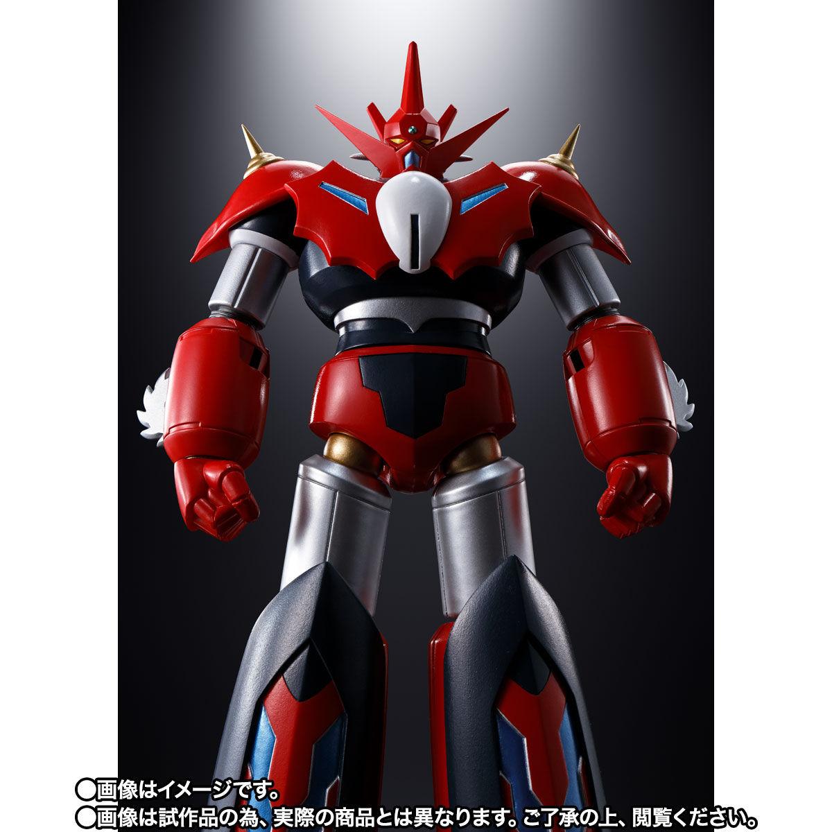 【限定販売】超合金魂『GX-98 ゲッターD2』ゲッターロボ アーク 可動フィギュア-010