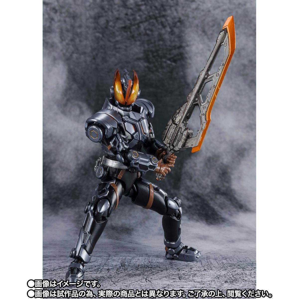 【限定販売】S.H.Figuarts『仮面ライダーバスター 玄武神話』可動フィギュア-004