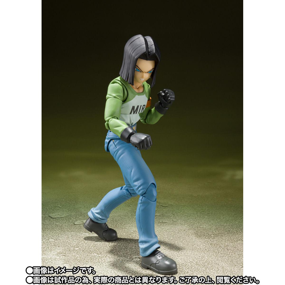 【限定販売】S.H.Figuarts『人造人間18号-宇宙サバイバル編-』ドラゴンボール超 可動フィギュア-011