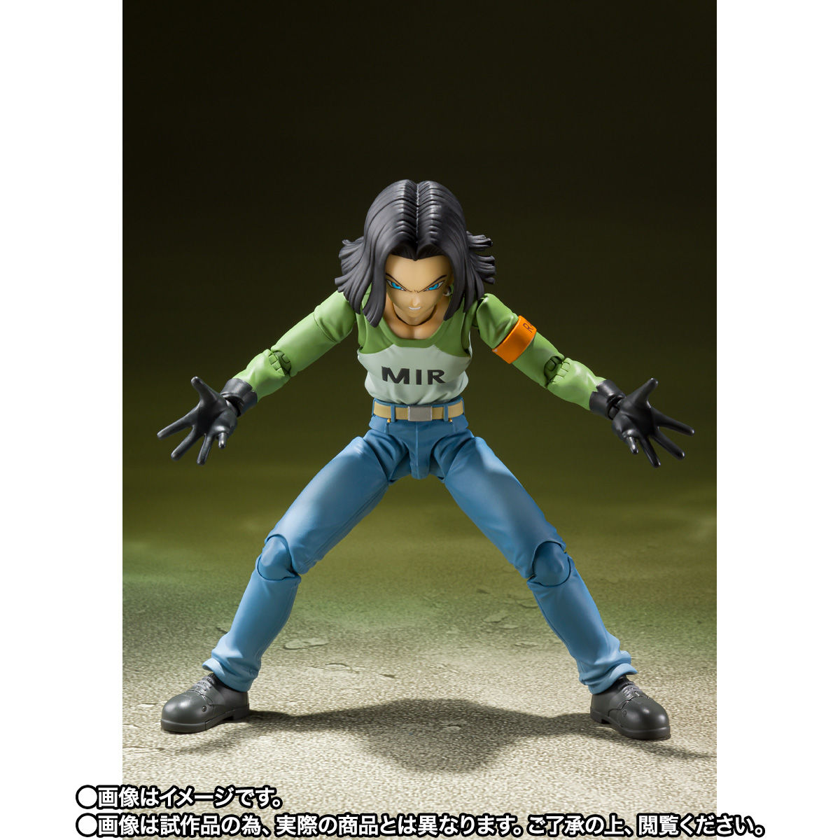 【限定販売】S.H.Figuarts『人造人間18号-宇宙サバイバル編-』ドラゴンボール超 可動フィギュア-012