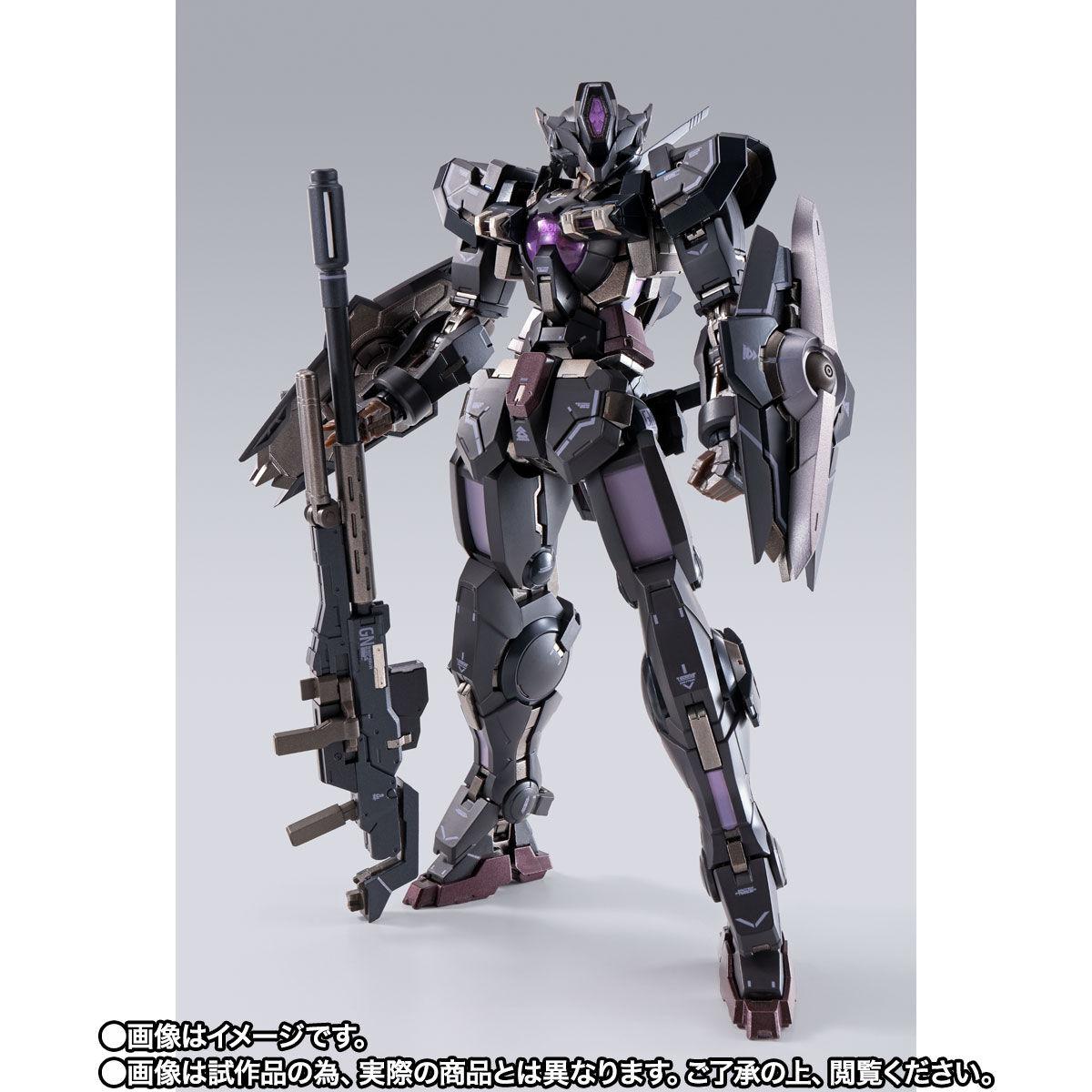 【限定販売】METAL BUILD『ガンダムアストレアTYPE-Xフィンスターニス』ガンダム00 可動フィギュア-002
