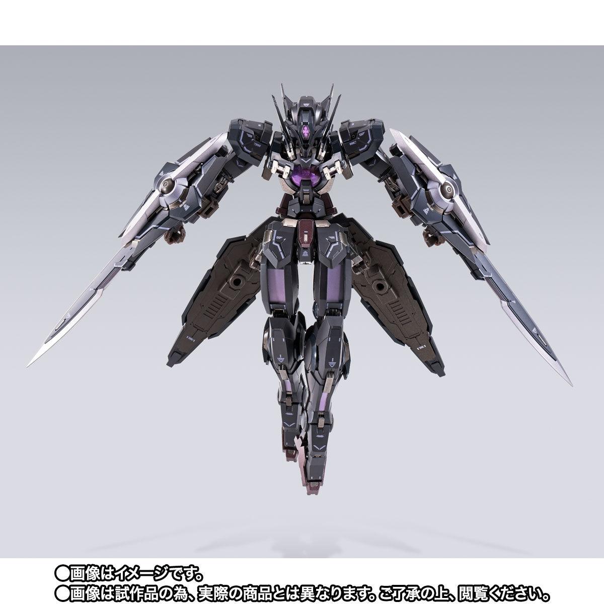【限定販売】METAL BUILD『ガンダムアストレアTYPE-Xフィンスターニス』ガンダム00 可動フィギュア-005