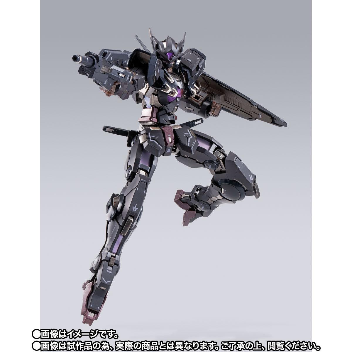 【限定販売】METAL BUILD『ガンダムアストレアTYPE-Xフィンスターニス』ガンダム00 可動フィギュア-008