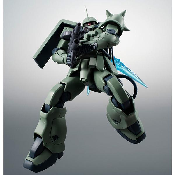【限定販売】ROBOT魂〈SIDE MS〉『MS-06F-2 ザクII F2型(ノイエン・ビッター)ver. A.N.I.M.E.』ガンダム0083 可動フィギュア