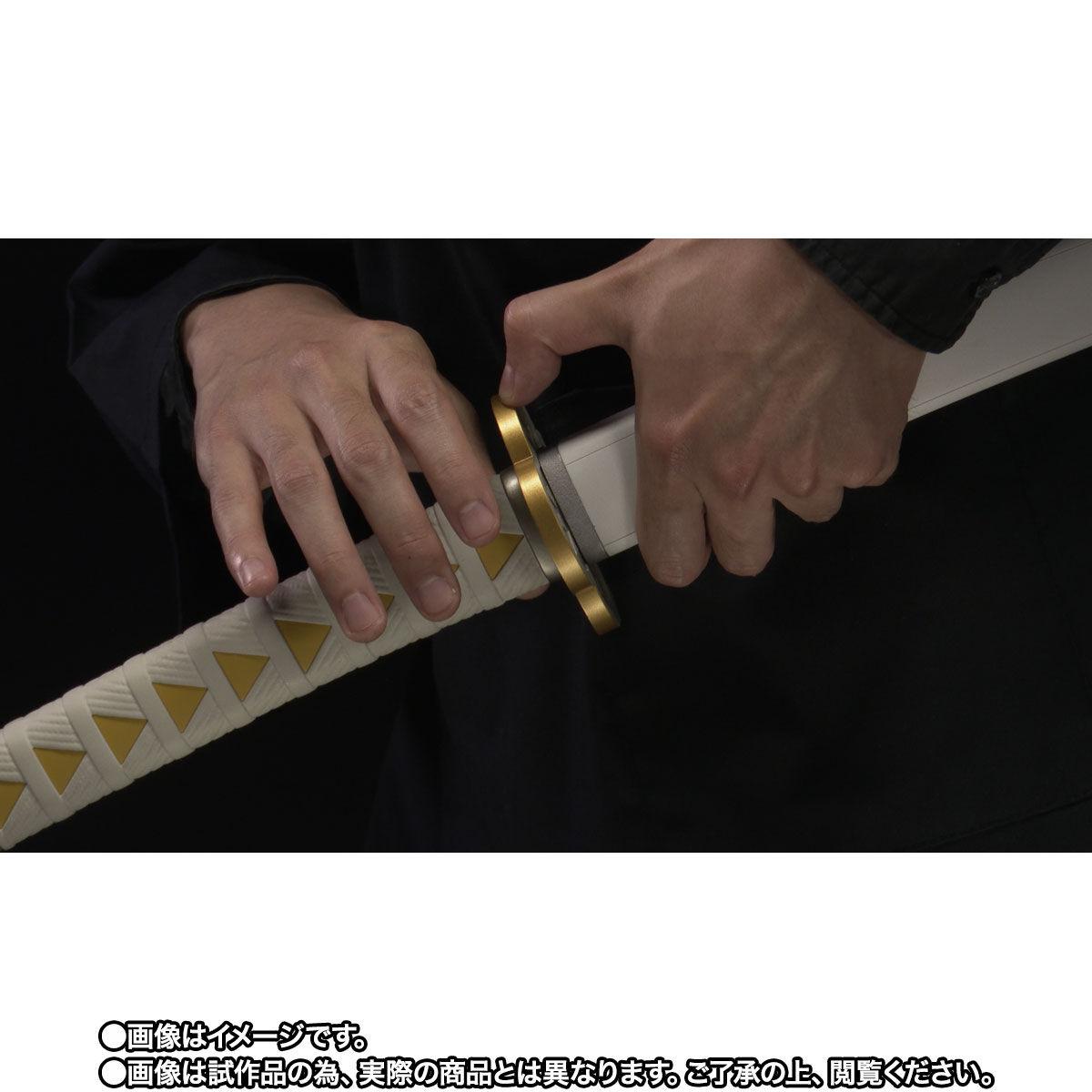 【限定販売】PROPLICA プロップリカ『日輪刀(我妻善逸)』鬼滅の刃 変身なりきり-008