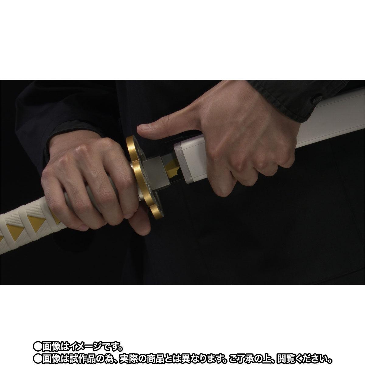 【限定販売】PROPLICA プロップリカ『日輪刀(我妻善逸)』鬼滅の刃 変身なりきり-009