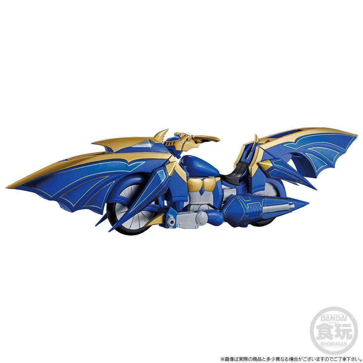 【限定販売】【食玩】SO-DO CHRONICLE『仮面ライダー龍騎 ダークレイダーセット』可動フィギュア-002