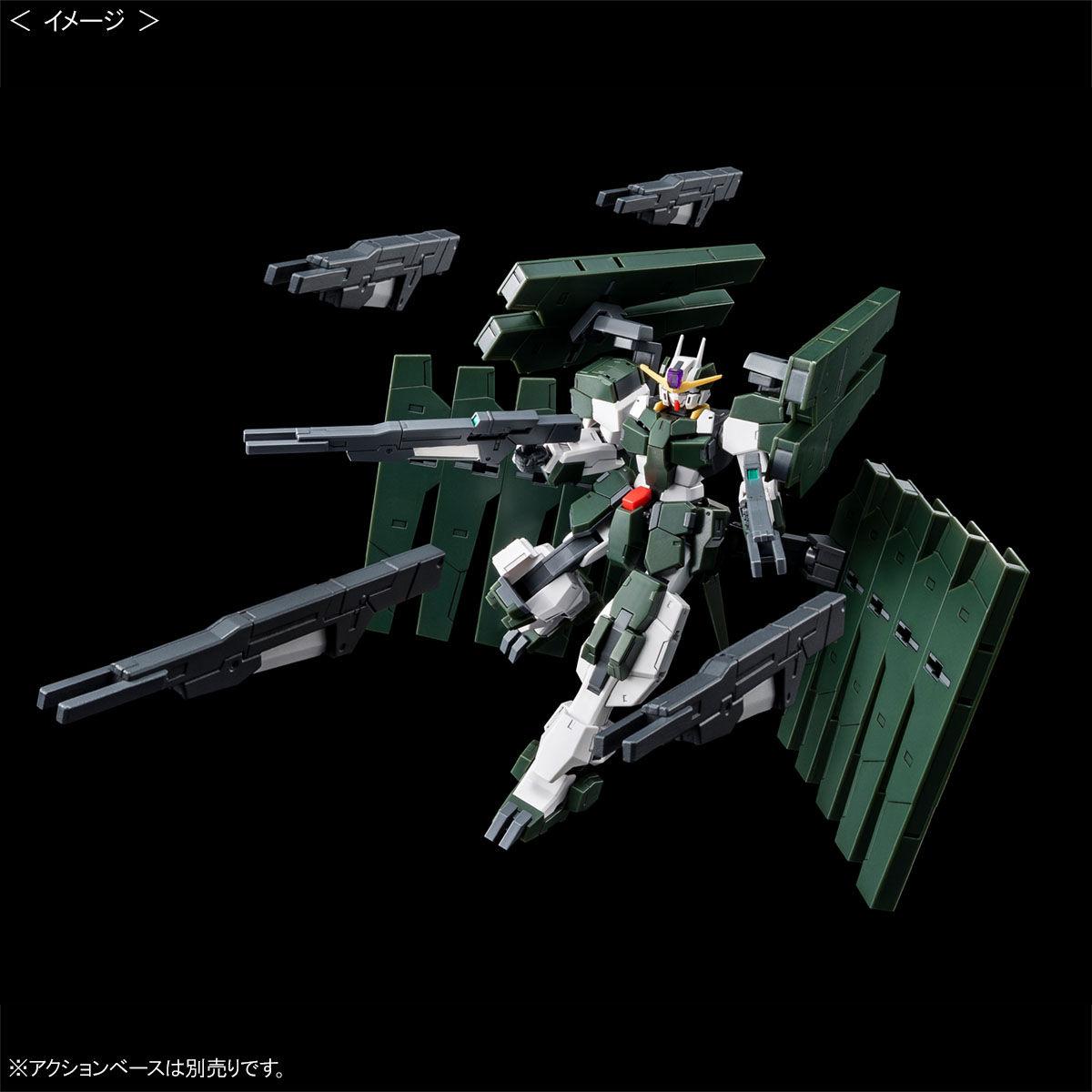 【限定販売】HG 1/144『ガンダムサバーニャ(最終決戦仕様)』ガンダム00 プラモデル-005