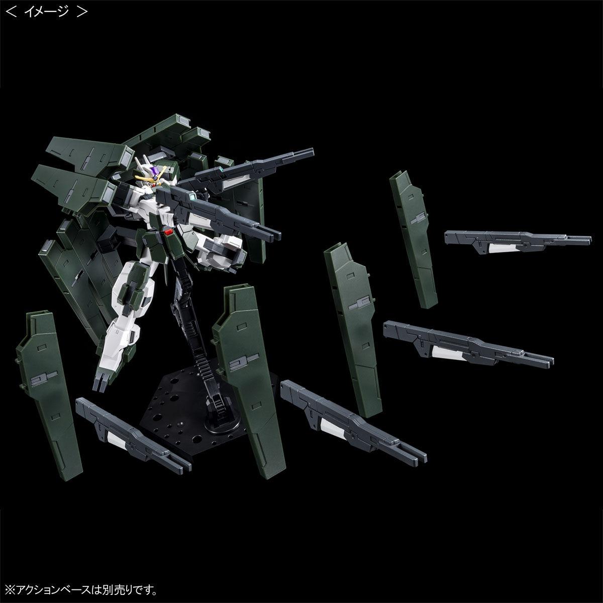 【限定販売】HG 1/144『ガンダムサバーニャ(最終決戦仕様)』ガンダム00 プラモデル-006
