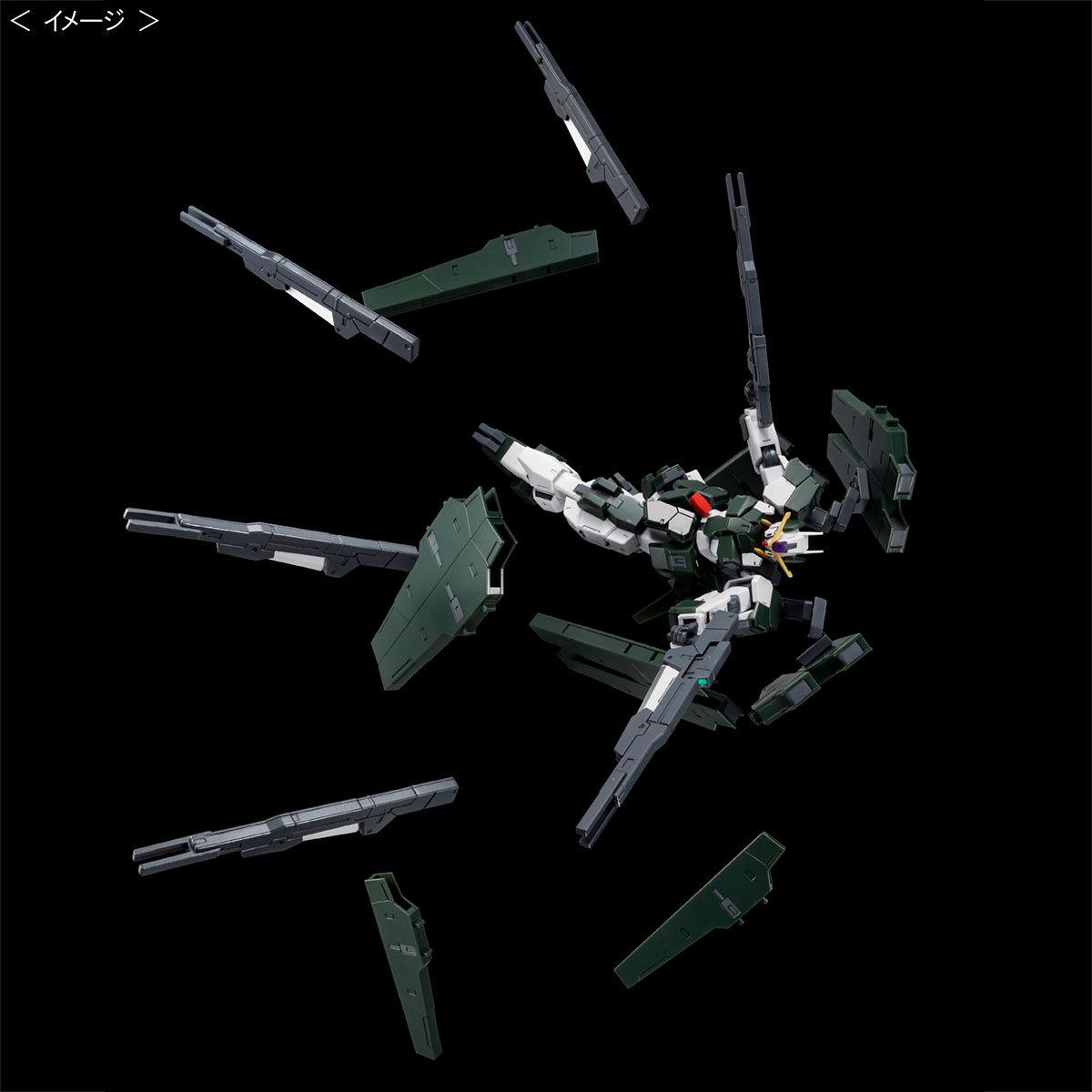 【限定販売】HG 1/144『ガンダムサバーニャ(最終決戦仕様)』ガンダム00 プラモデル-007