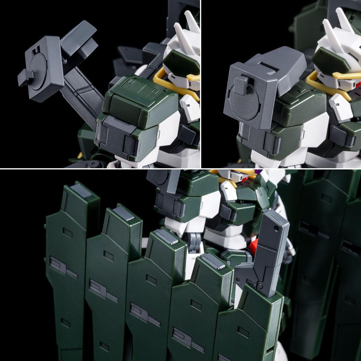 【限定販売】HG 1/144『ガンダムサバーニャ(最終決戦仕様)』ガンダム00 プラモデル-008
