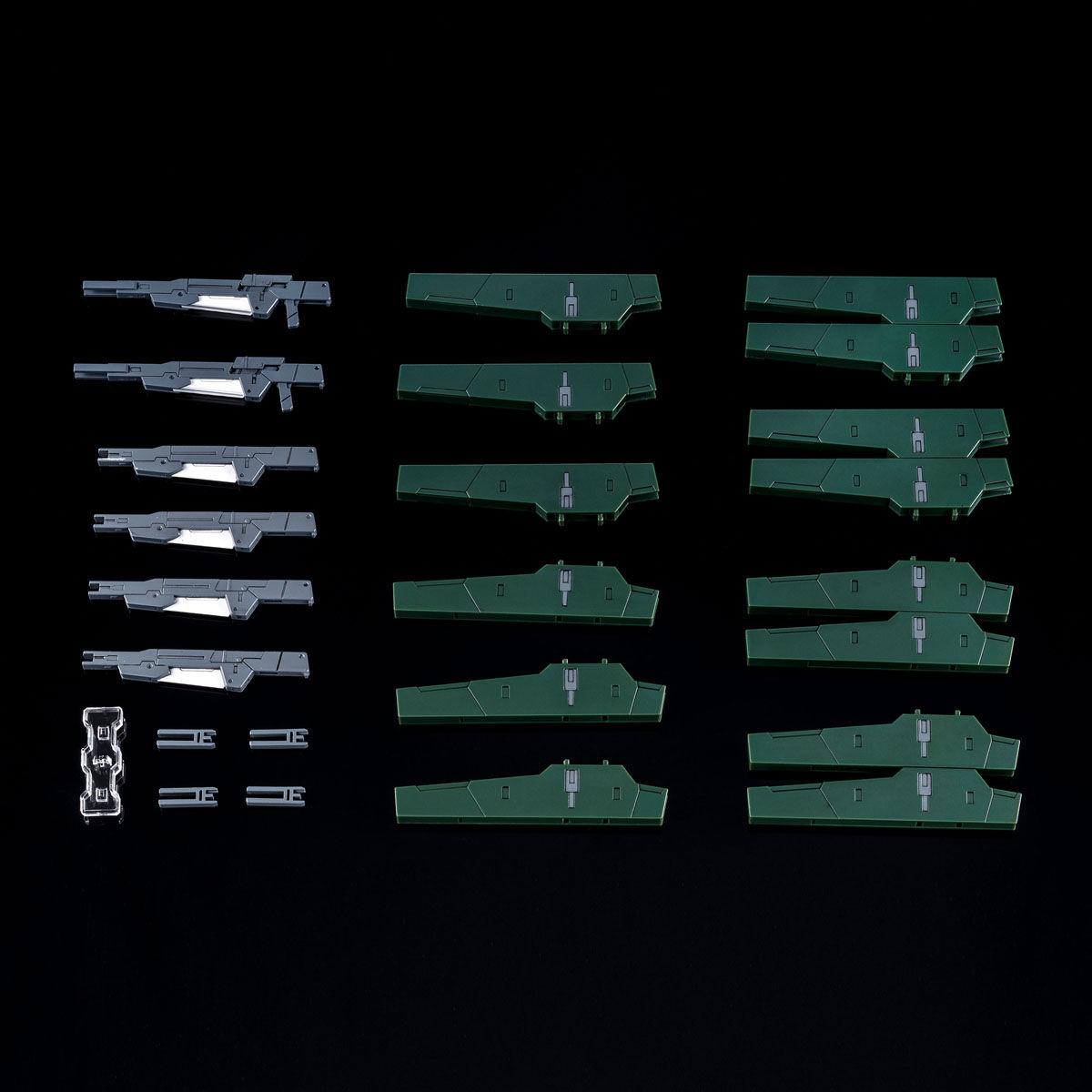 【限定販売】HG 1/144『ガンダムサバーニャ(最終決戦仕様)』ガンダム00 プラモデル-009