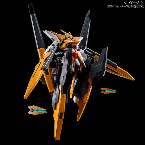 【限定販売】HG 1/144『ガンダムハルート(最終決戦仕様)』ガンダム00 プラモデル