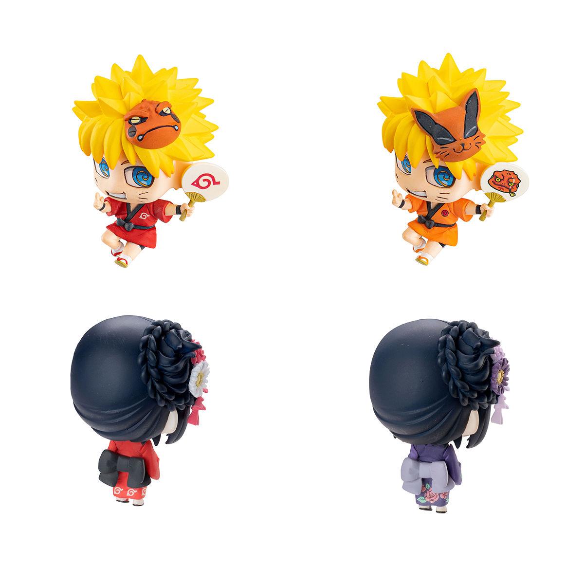 ちみメガ10周年企画『ぷちきゃらランド NARUTO -ナルト- 疾風伝 10周年祭開幕だってばよ!』10個入りBOX-003