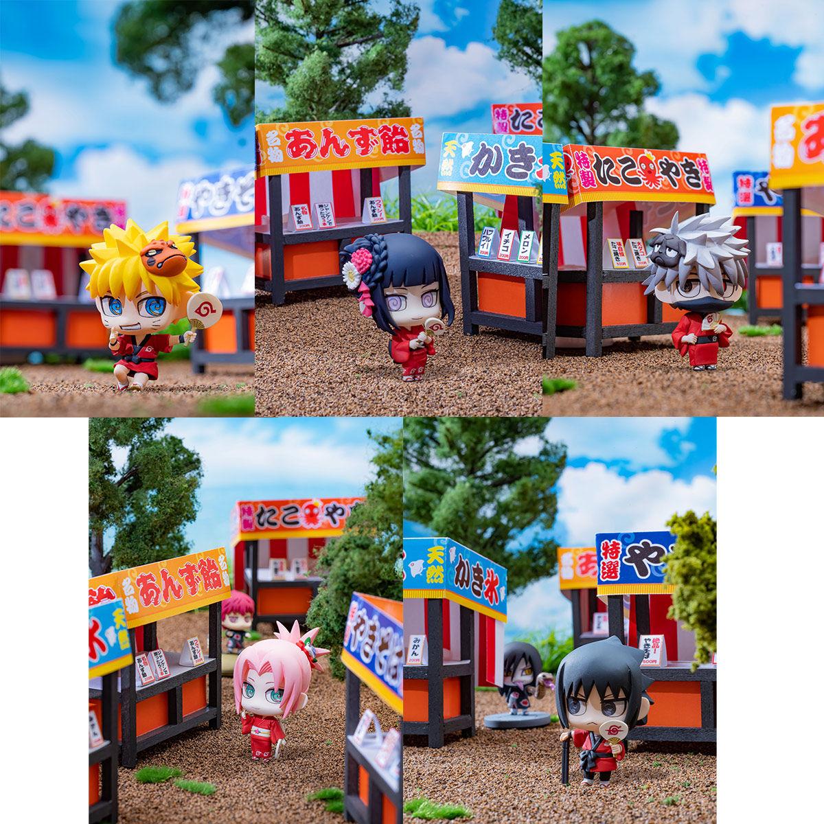 ちみメガ10周年企画『ぷちきゃらランド NARUTO -ナルト- 疾風伝 10周年祭開幕だってばよ!』10個入りBOX-007