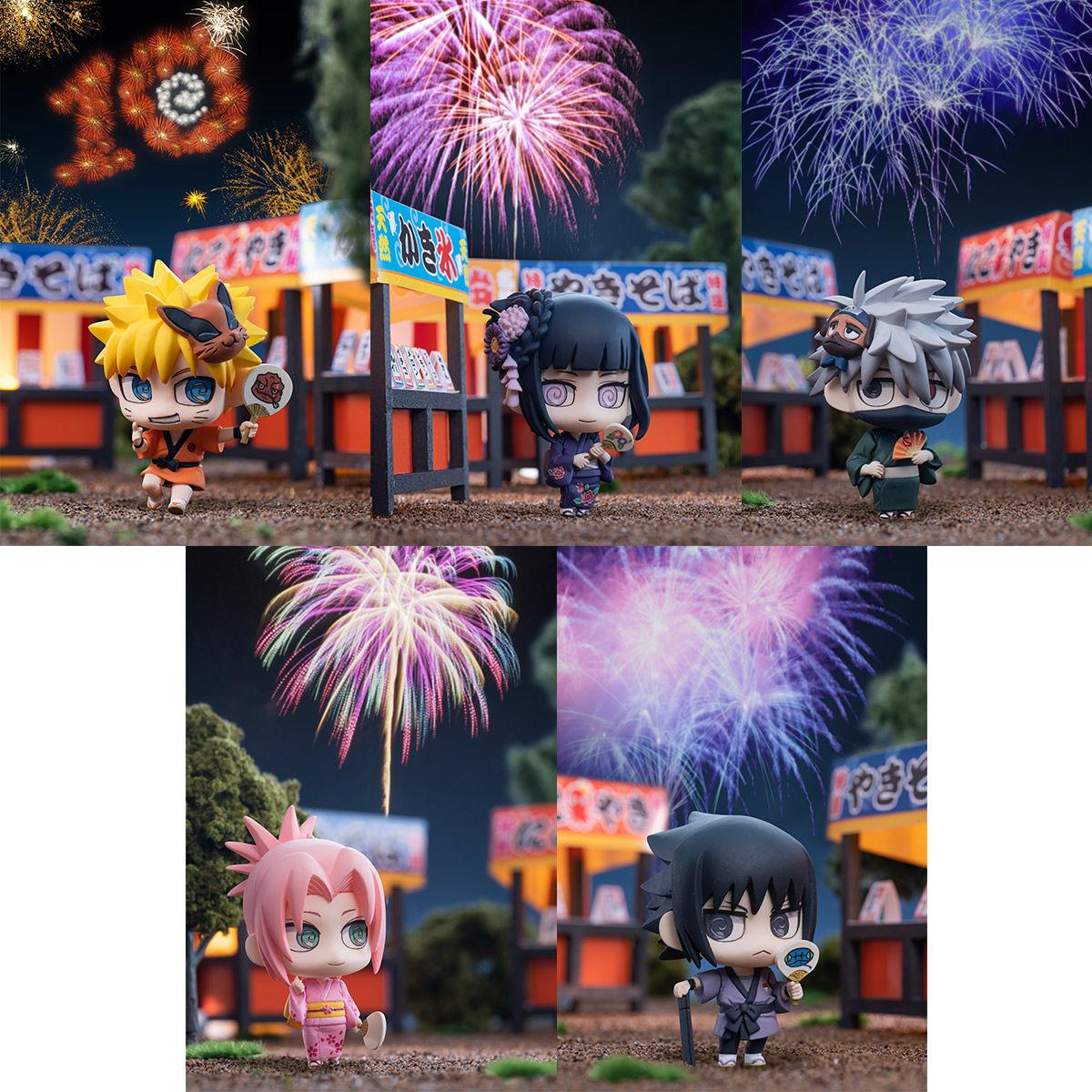 ちみメガ10周年企画『ぷちきゃらランド NARUTO -ナルト- 疾風伝 10周年祭開幕だってばよ!』10個入りBOX-008