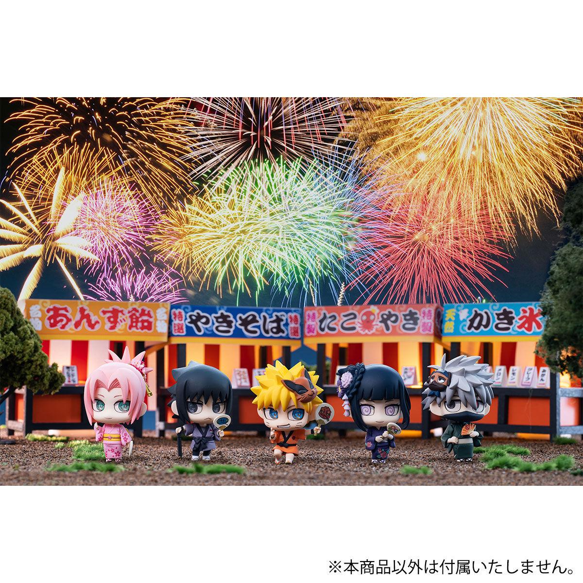 ちみメガ10周年企画『ぷちきゃらランド NARUTO -ナルト- 疾風伝 10周年祭開幕だってばよ!』10個入りBOX-009