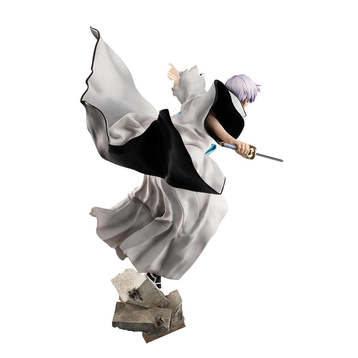 【限定販売】G.E.M.シリーズ『市丸ギン 破面篇』BLEACH 完成品フィギュア-005