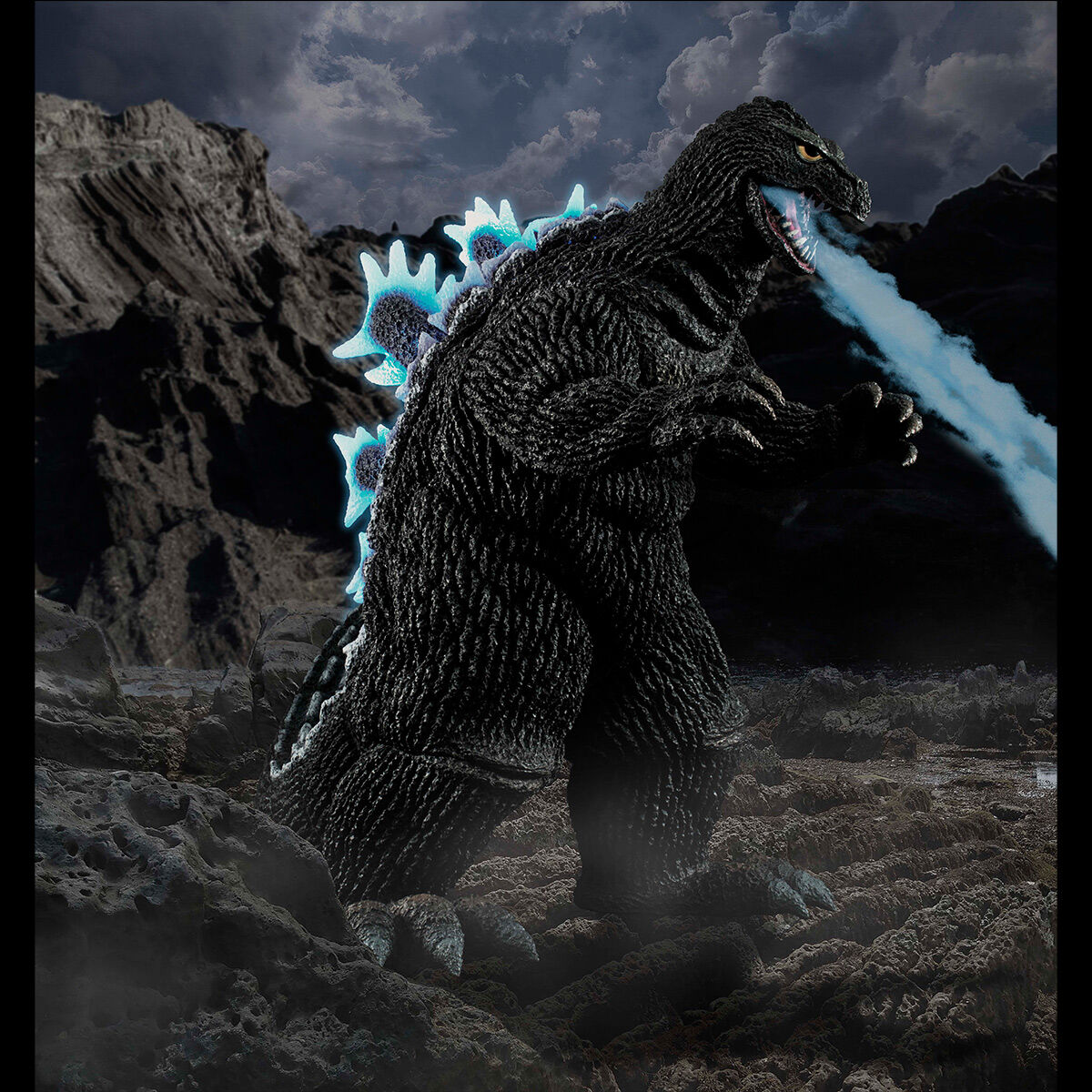 【限定販売】UA Monsters『ゴジラ(1962)』キングコング対ゴジラ 完成品フィギュア-006