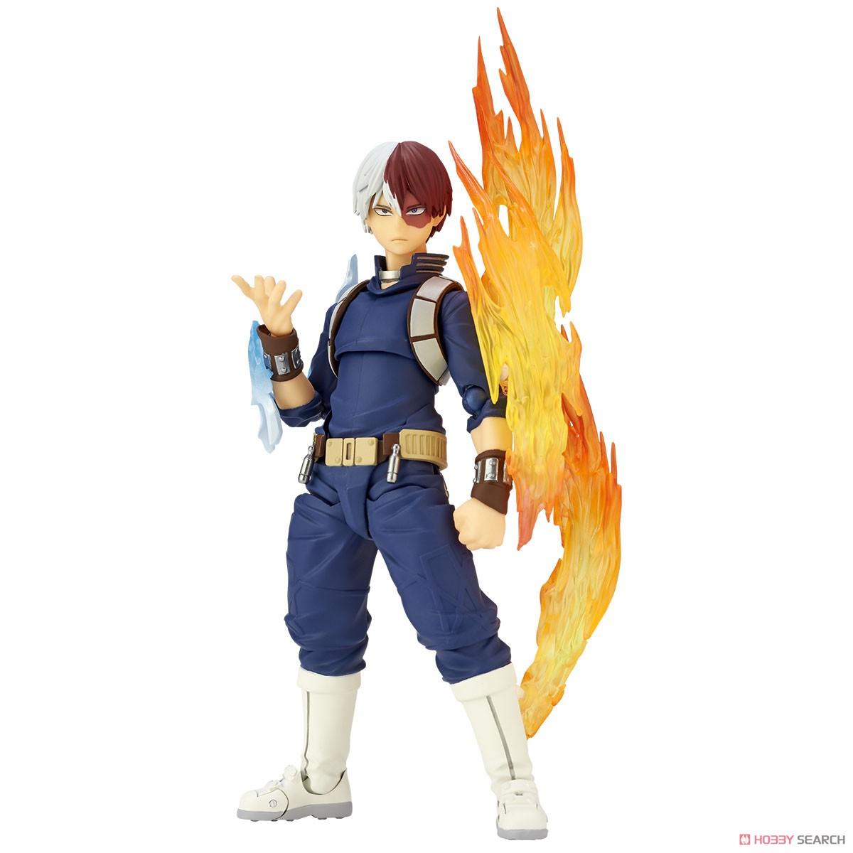 フィギュアコンプレックス アメイジング・ヤマグチ No.026『轟焦凍』僕のヒーローアカデミア 可動フィギュア-001