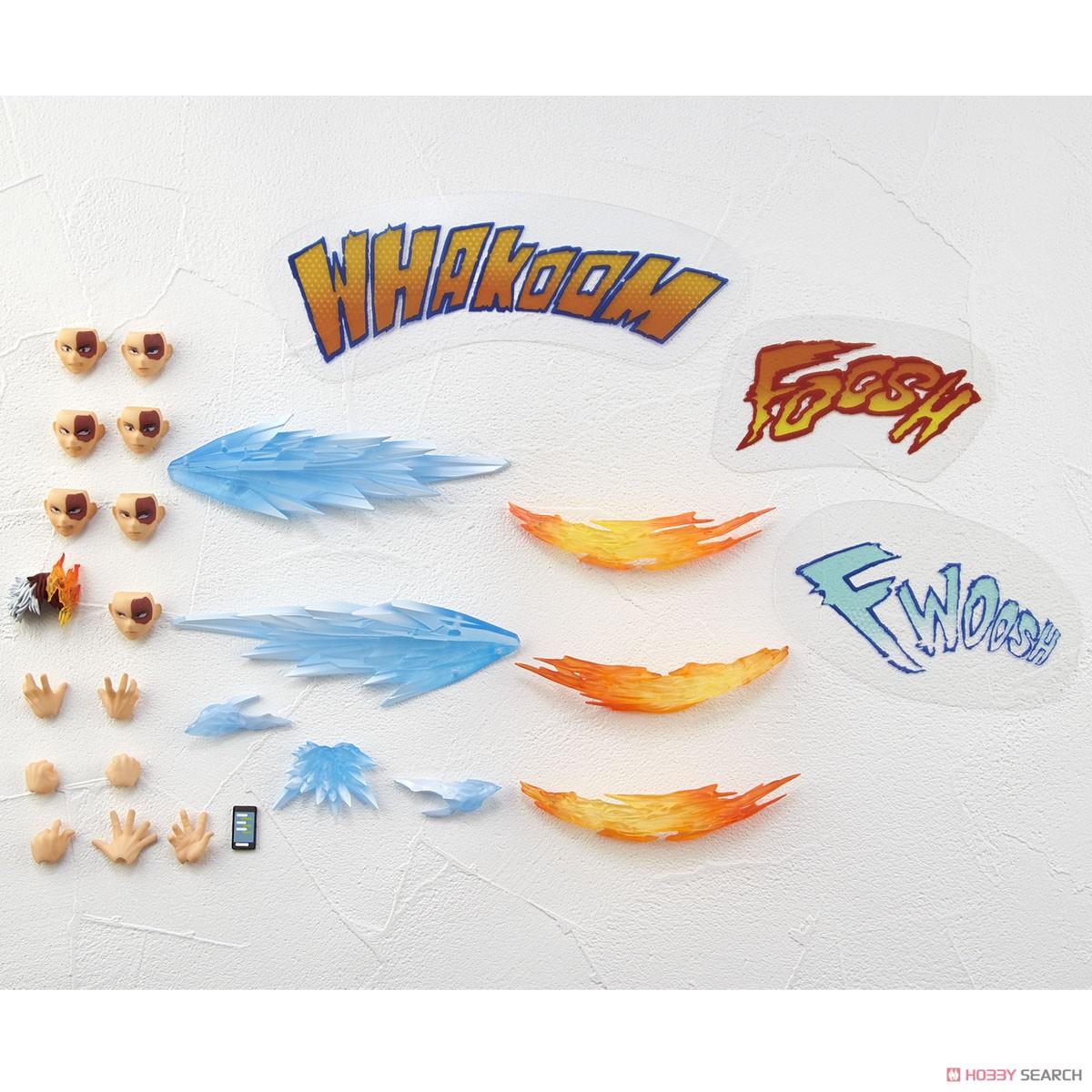 フィギュアコンプレックス アメイジング・ヤマグチ No.026『轟焦凍』僕のヒーローアカデミア 可動フィギュア-002