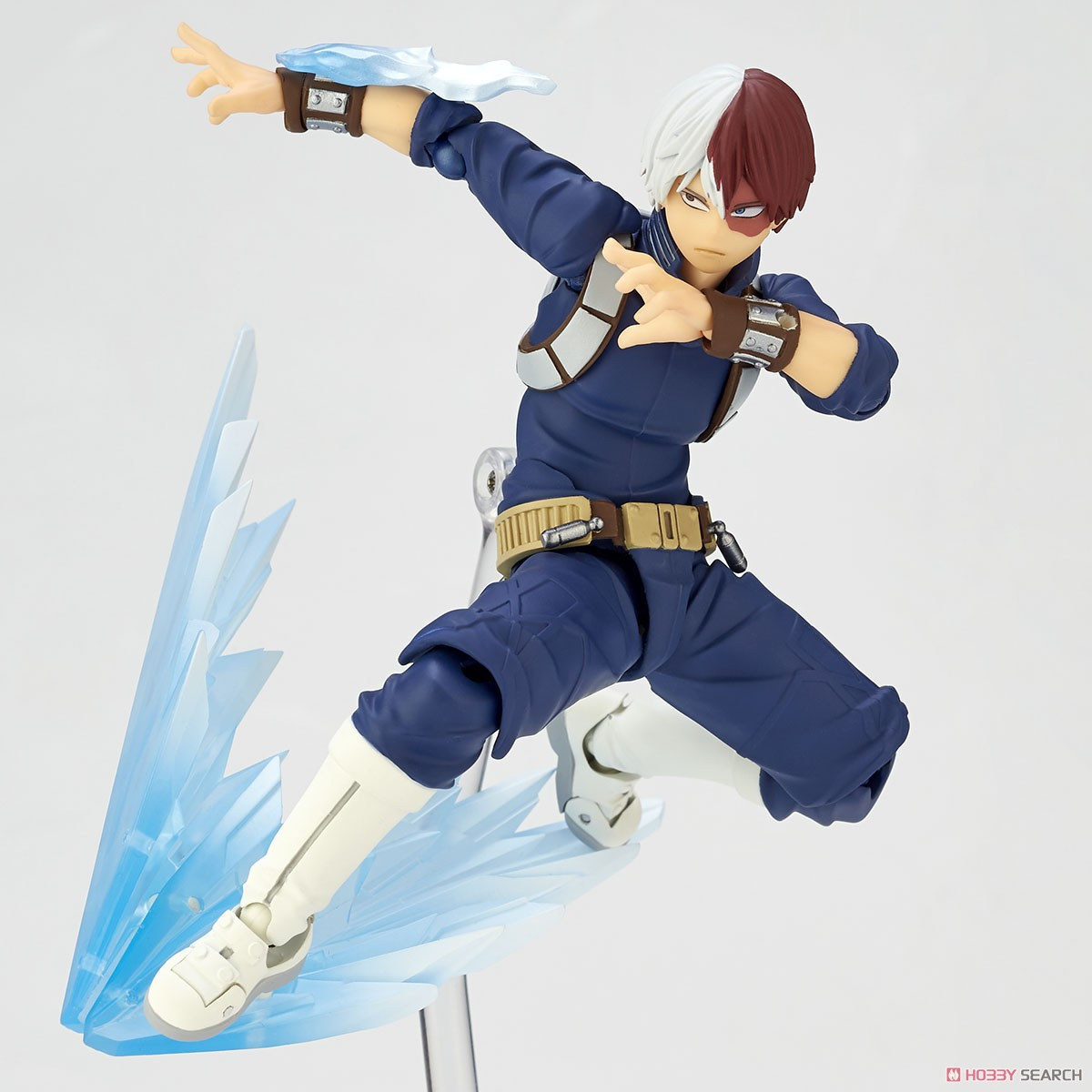 フィギュアコンプレックス アメイジング・ヤマグチ No.026『轟焦凍』僕のヒーローアカデミア 可動フィギュア-010