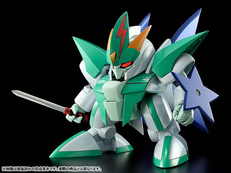 PLAMAX MS-15『鋼衣幻王丸』真魔神英雄伝ワタル プラモデル-001
