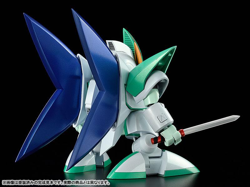 PLAMAX MS-15『鋼衣幻王丸』真魔神英雄伝ワタル プラモデル-002